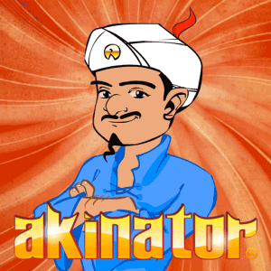 Our partner- AKINATOR