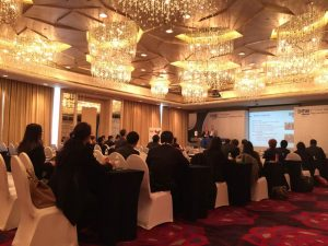 Interpreting Service for 2nd China Steel Procurement Conference 2015 held by BME in Shanghai