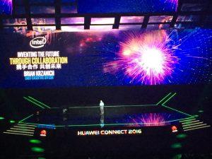Key Note Speeches  (Huawei)