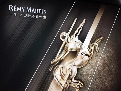 Interpretation at LA MAISON by REMY MARTIN