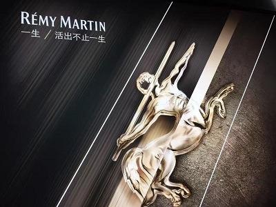 Interpretation at LA MAISON by REMY MARTIN