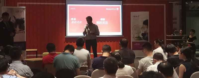 Conference Interpretation English – Chinese for the Pet Food Industry in China with Diana Pet Food