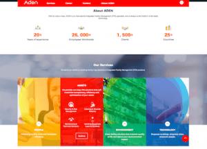 Rédaction de sites Web – Aden