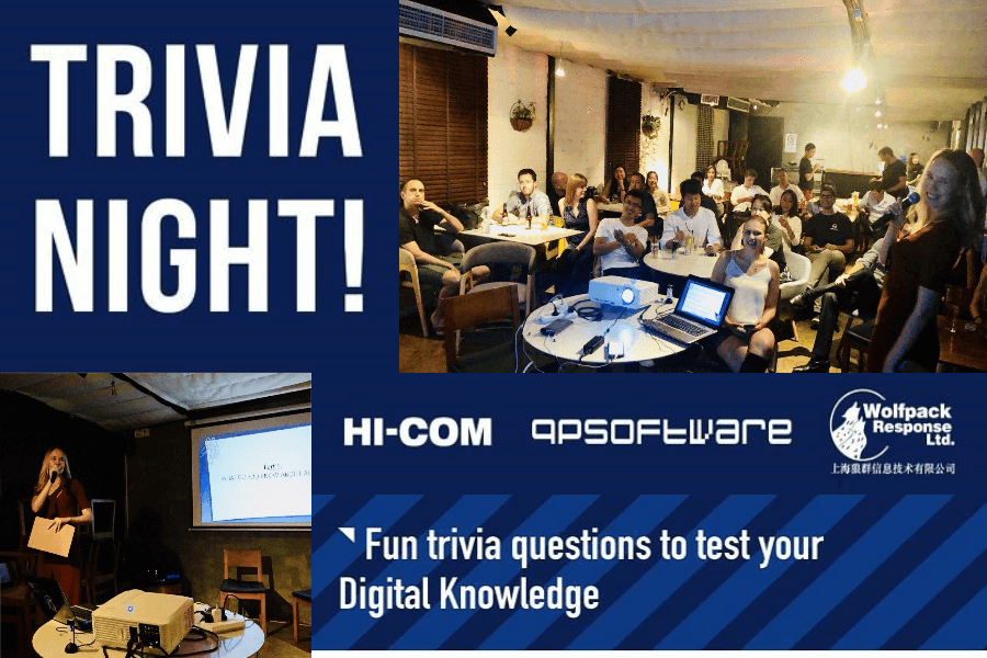 Fun Trivia Night by HI-COM