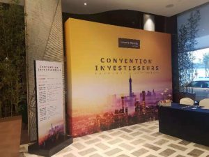 HI-COM is Proud to Provide French/Chinese Simultaneous Interpreting for the Investment Conference of Louvre Hotels Group