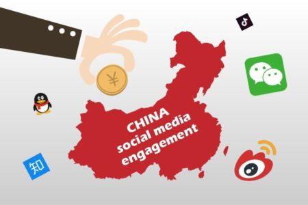 China social media engagement
