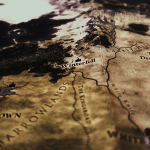 idéolangues, langage fictif, langue fictive, game of thrones, carte de game of thrones