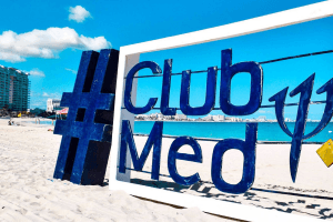 Translation of a travel brochure for the Chinese market -CLUB MED
