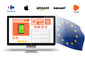 Mapping the European e-commerce market and how it can be developed