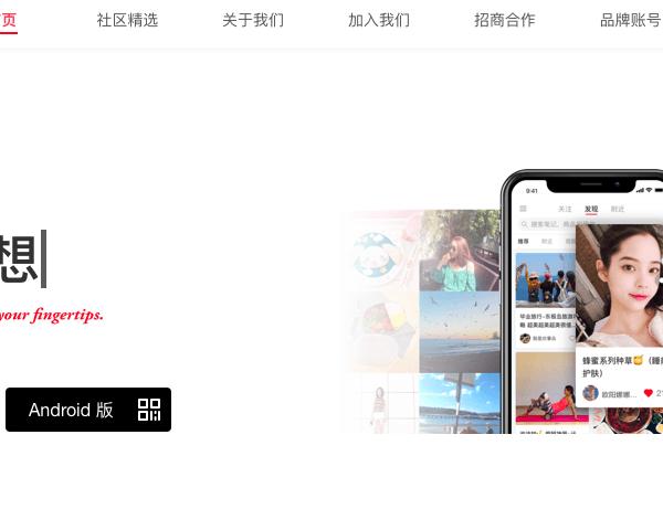 Xiahongshu, médias sociaux chinois, réseaux sociaux chinois