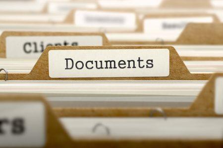 document certifiée
