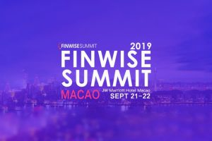 Consecutive Interpreting for the FINWISE Summit Macau 2019