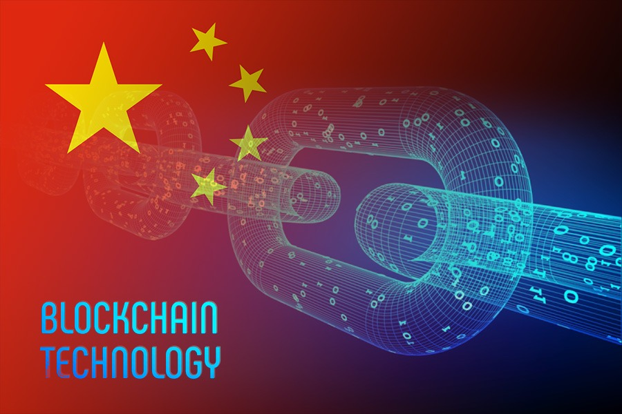 The Boom of Blockchain in China in 2019