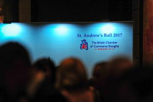 St. Andrew's Ball 2019 hosted by British Chamber of Commerce