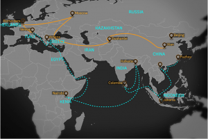 The Belt and Road Initiative: accelerating international trade ties