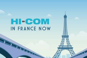 HI-COM Announces A New Office In France