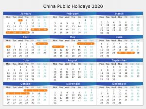 China vacances