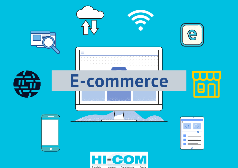 e-commerce technnologie