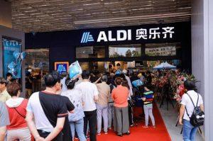 aldi fait son entrée sur le marché chinois