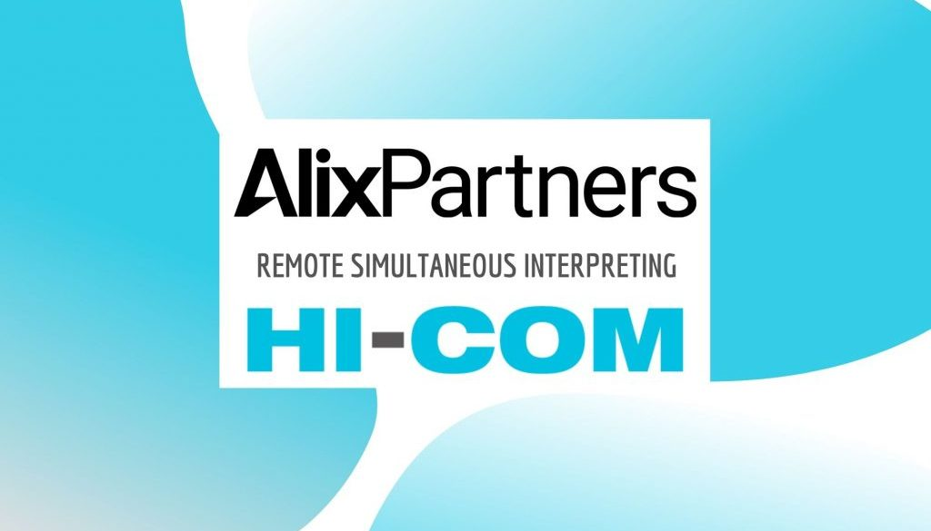 Remote simultaneous interpreting