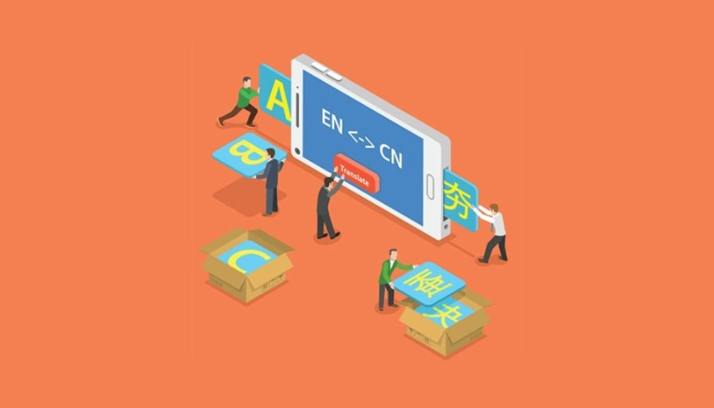 localisation contenu commerce en ligne