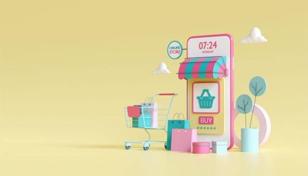 commerce en ligne chinois