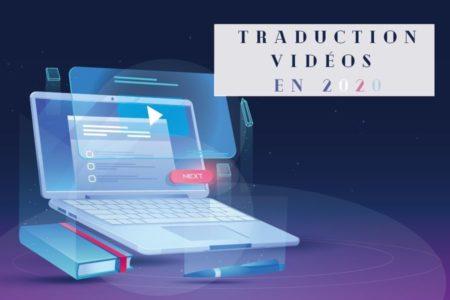 traduction vidéo 2020