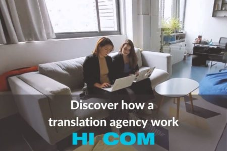 how does a translation agency work