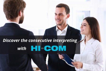 consecutive interpreting company