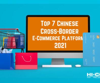 chinese cross border ecommerce