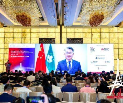 sino french gba interpreting mission guangzhou china