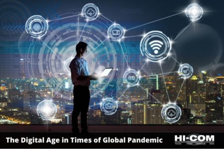The Digital Age in Times of Global Pandemic