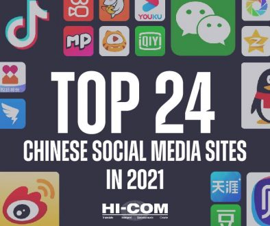 Top 24 Chinese Social Media Apps, Websites, and Platforms in 2021