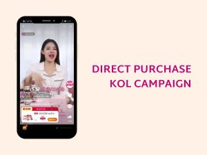 direct purchase marketing campaign